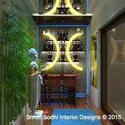 Shruti Sodhi Interior Designs is a big interior design company in Delh