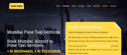 Mumbai to Pune Taxi Services Online Taxi & Car Rental Service Outstati