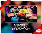 Online Beverage - Soft Drink With Shree Guruji