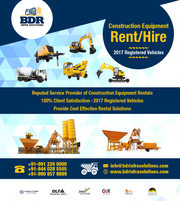 Construction Equipment Rental Companies