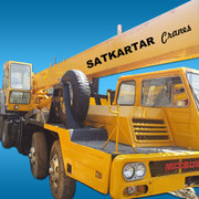 Satkartar Rental for  Cranes Rentals in Ahmedabad,  Gujarat,  MP,