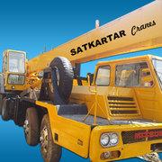Satkartar Rental for  Cranes Rentals in Ahmedabad,  Gujarat,  MP,
