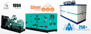 Industrial Generators On Hire | Vardayani Power Pvt. Ltd.